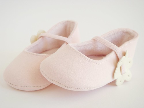 Our babys first shoes