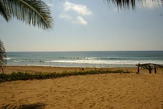 san agustinillo playa