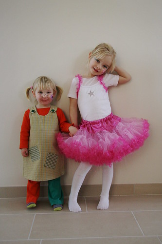 Pippi and the Ballerina