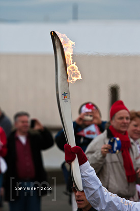 2010 Winter Olympic Torch