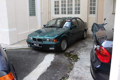 E36 1994 BMW 325i