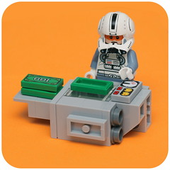 Day 187 (pasukaru76) Tags: money starwars lego photocopy oddball copy pilot xerox moviequote sigma105mm clonepilot projectclone365