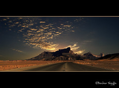 ! (Bashar Shglila) Tags: world sky panorama mountain sahara clouds photography sand gallery desert photos top devils best most worlds popular libya wadi jabal jinn ghat kaf libyen     saharan     explored lbia roaad   libi  libiya  liviya libija         lbija  lby libja lbya liiba livi  ejjnoon   edinan