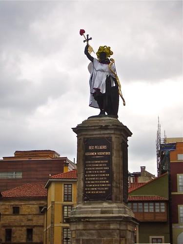Don Pelayo de Carnaval, de Antonio Barreiro