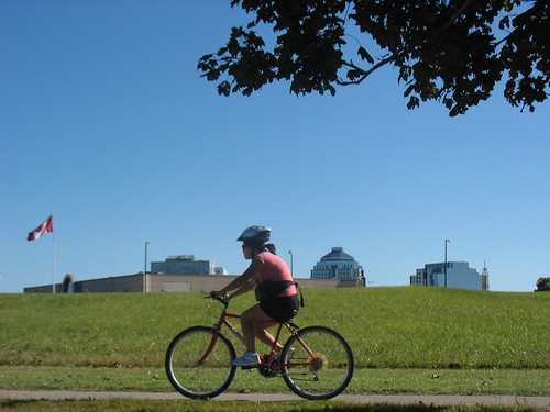 Cycling / Biking at Scarborough Town Centre