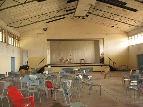 HHI school hall