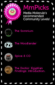 LittleBigPlanet MM Picks