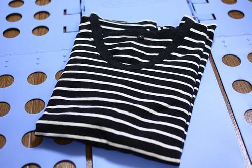 洋服たたみボード クイックプレス5