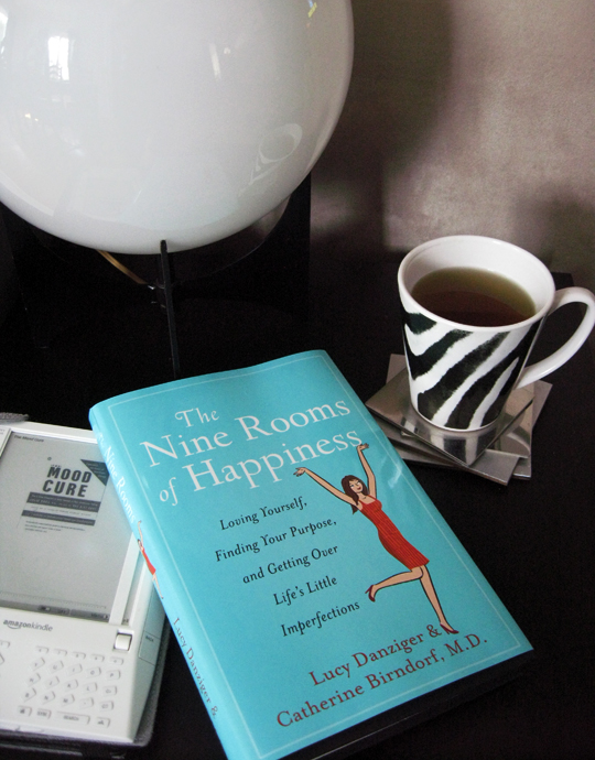 books and tea the nine rooms of happiness