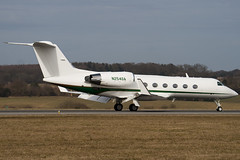 N254GA - 1032 - Gulfstream Aerospace - Gulfstream IV - Luton - 100308 - Steven Gray - IMG_7995