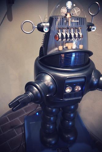 robot #1