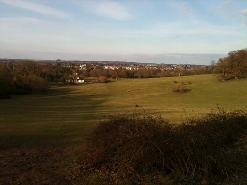 Denne Hill, Horsham