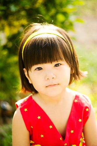 フリー写真素材, 人物, 子供, 少女・女の子, ベトナム人,