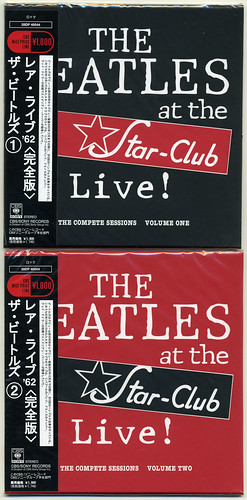 The Beatles at the Star-Club (front)