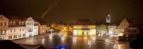 Marktplatz in Sondershausen