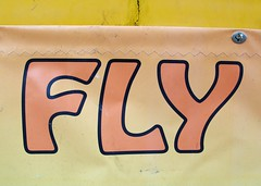 Fly (chrisinplymouth) Tags: word fly langeng threeletter cw69x chrisinplymouth onewordfly