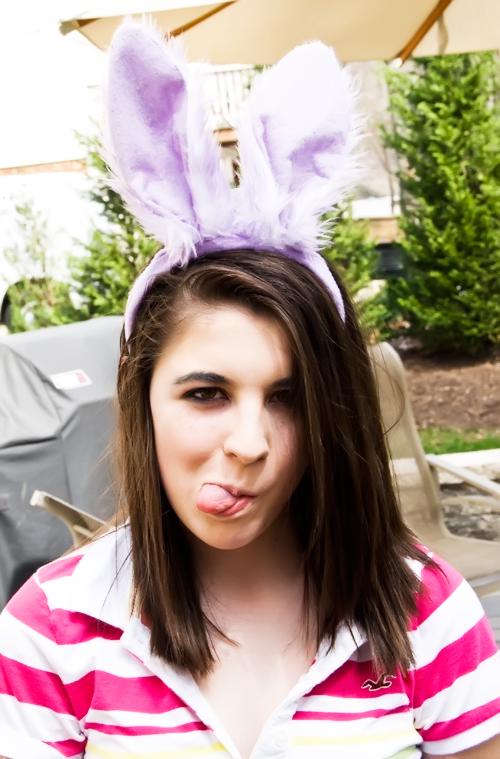 Easter Bunny Emma