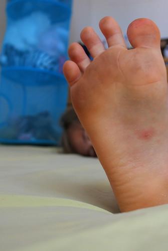 foot pok