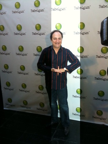 @KevinPollack at Babblegum Premiere