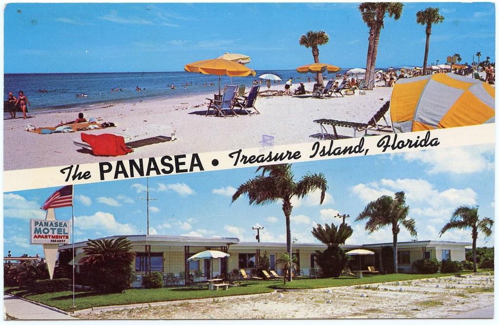 The Panasea • Treasure Island, Florida