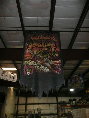 Dark Lord Day banner from 2009