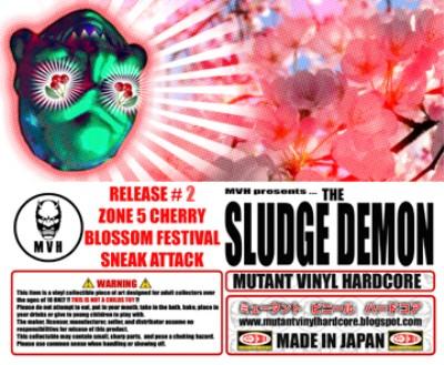 SludgeDemon by LASH