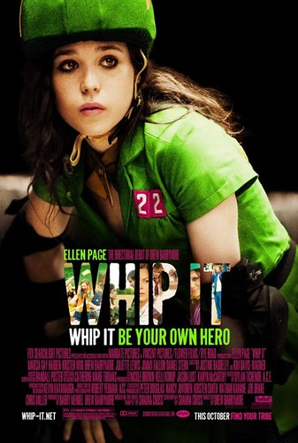whip-it dir. Drew Barrymore