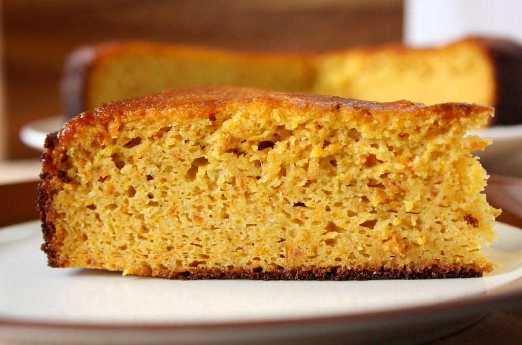 Recipe Review: Nigella's Clementine Cake - Suzie The Foodie
