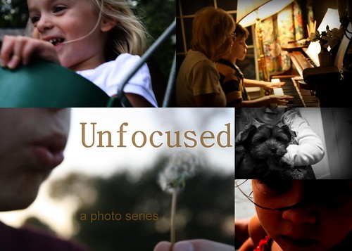 Unfocused: A photo series
