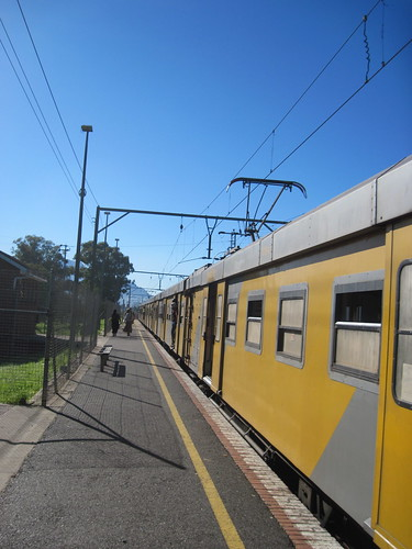 Train in Cape Town