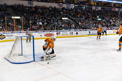"Missouri Mavericks vs. Quad City Mallards, February 18, 2017, Silverstein Eye Centers Arena, Independence, Missouri.  Photo: John Howe / Howe Creative Photography • <a style=""font-size:0.8em;"" href=""http://www.flickr.com/photos/134016632@N02/32654245640/"" target=""_blank"">View on Flickr</a>"