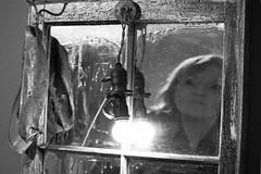 * (Hg T) Tags: blackandwhite schwarzweis spiegel mirror pentax k3 spiegelbild reflection
