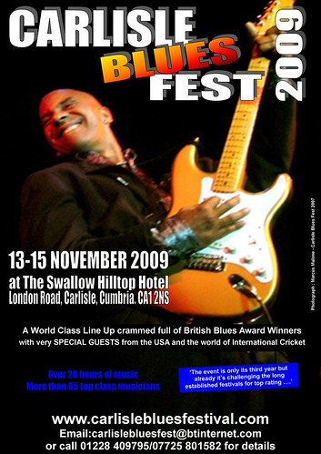 Carlisle Blues Festival 2009