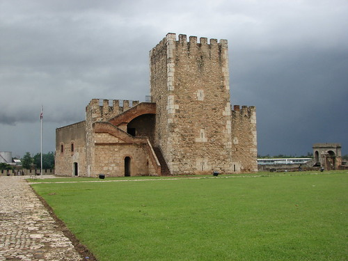 Santo Domingo Fortress