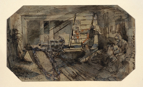 013-Nave en el oceano-Cyprian Kamil Norwid- 1821-1883