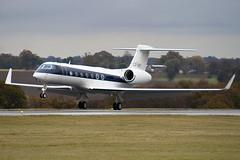 CS-DKK - 5201 - Netjets Europe - Gulfstream G550 - Luton - 091105 - Steven Gray - IMG_3665