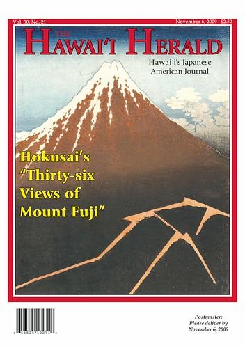 Vol. 30, No. 21 Nov. 6, 2009