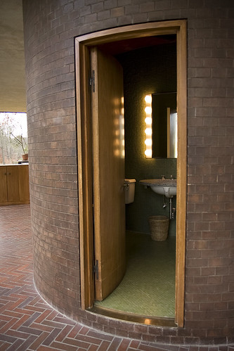 Glass House Bathroom