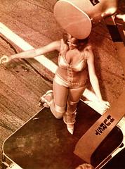 1969,Linda Vaughn,Hurst Golden Shifter Girl (torinodave72) Tags: girl golden linda nascar firebird miss vaughn pure shifter hurst nhra