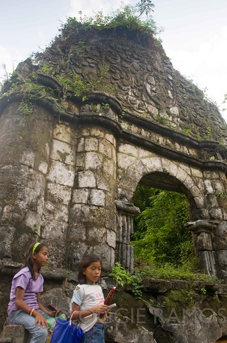 Our Lady of Caysasay Arch over Banal na Pook