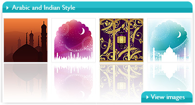Arabic and Indian Style By Bibidesign