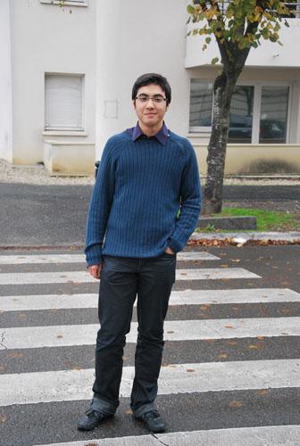 Yohann, 21 ans.