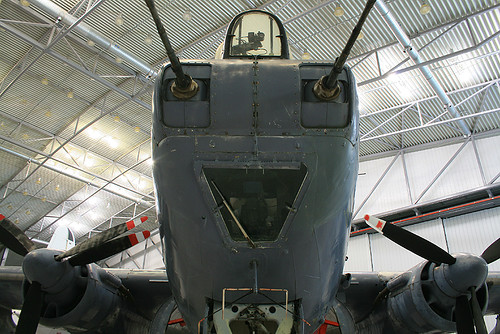 Avro Shackleton Nose