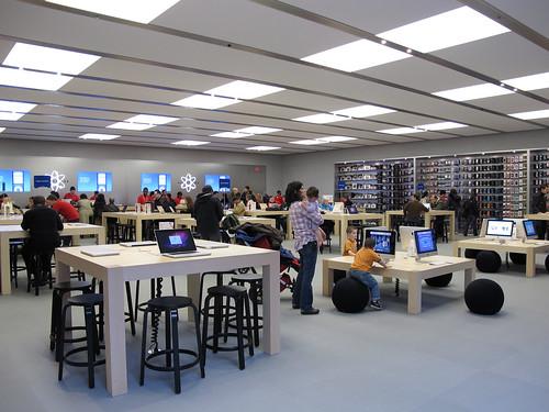 Upper West Side Apple Store