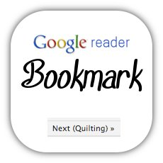 google reader bookmark
