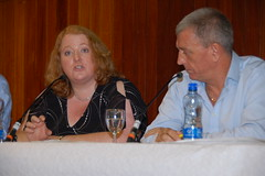West Belfast Youth Talks Back 5-8-09  (71) (File an Phobail) Tags: ireland festival radio community tour events culture fein gaeilge tours gaelic stormont sdlp dup uup westbelfast sinnfin feile westbelfastfestival feilefm allianceparty feileanphobail