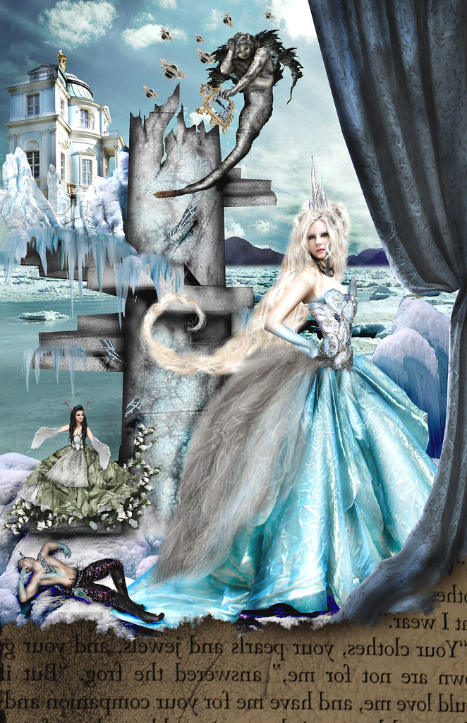 Scary Tales: The Snow Queen