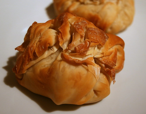 Turkey and Cranberry Parcels