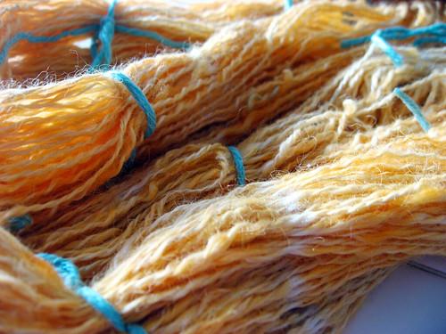 Kool Aid dyeing