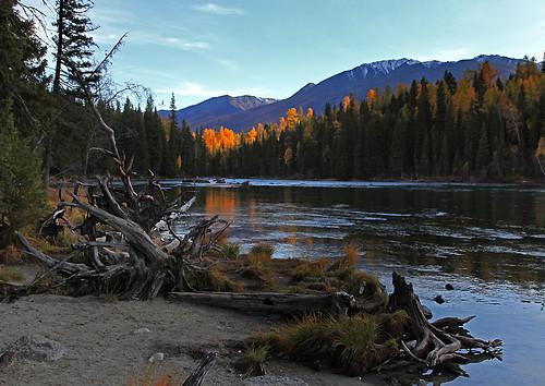 IMG_1141-w Kanas Lake